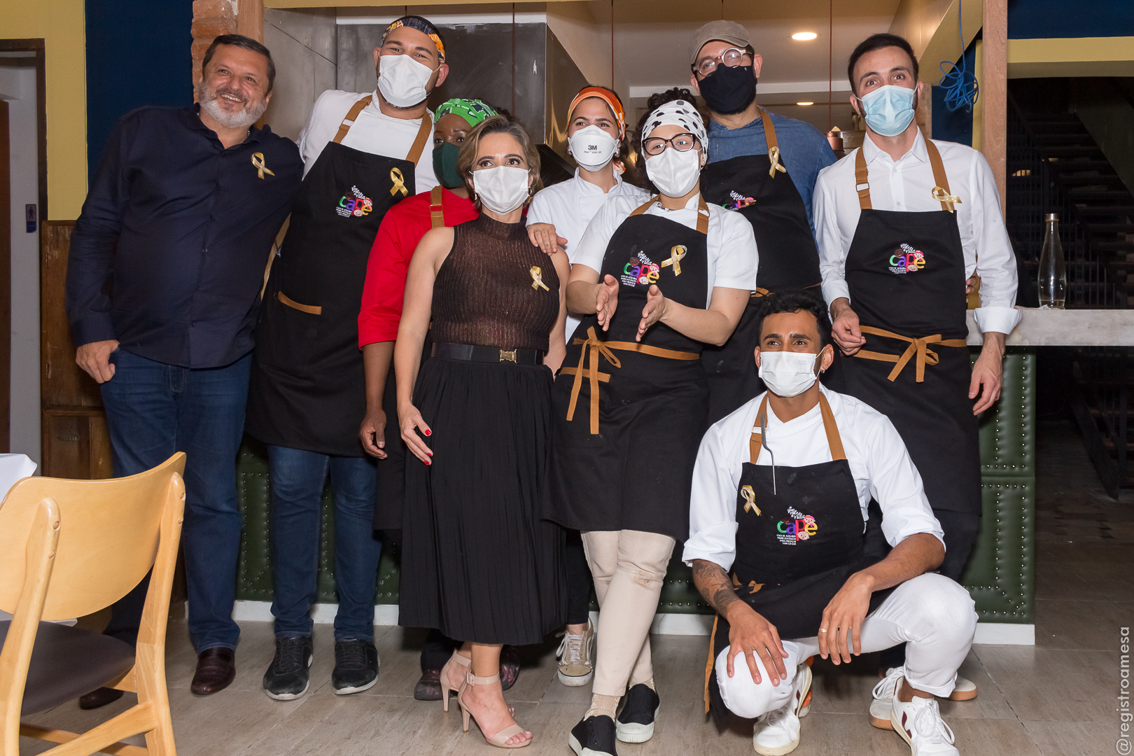 7 Chefs Contra o Câncer 2021- Carla Costa Fotografia da @registroamesa em Belo Horizonte