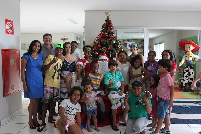 Confraternização de Natal CAPE 2015