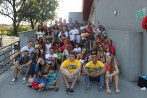 Dia Global de Voluntariado Prudential - CAPE