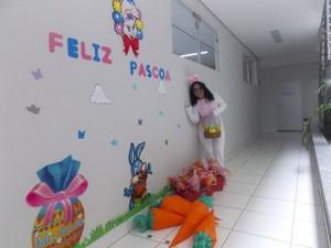Feliz Páscoa 2014 - CAPE