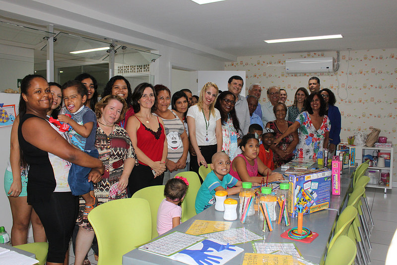 Festa no Buffet My Day - CAPE