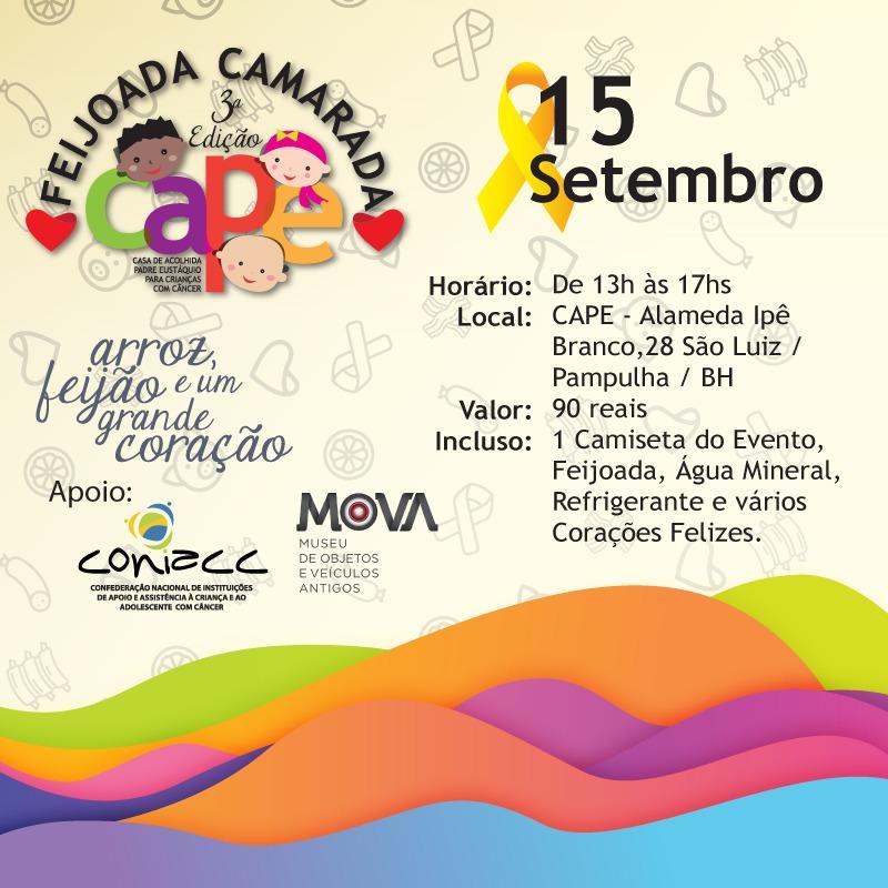 Feijoada Camarada - CAPE