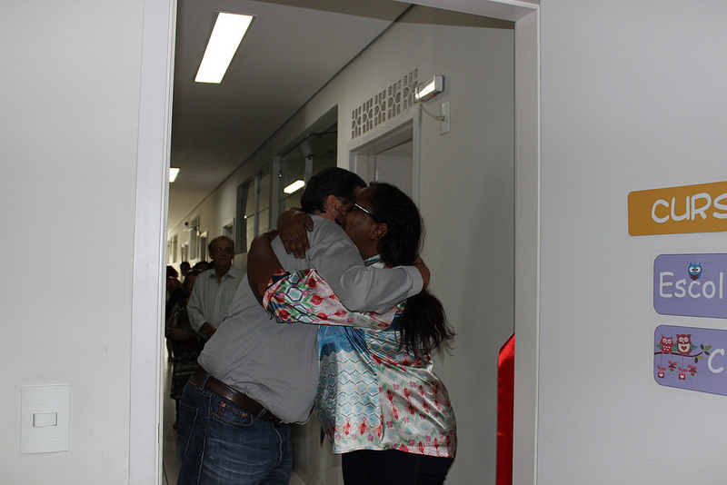 Inauguração Escolinha CAPE