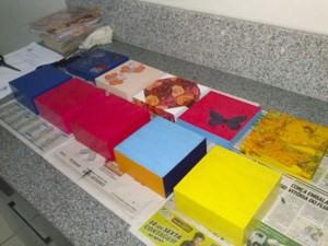 Oficina de artesanato - CAPE