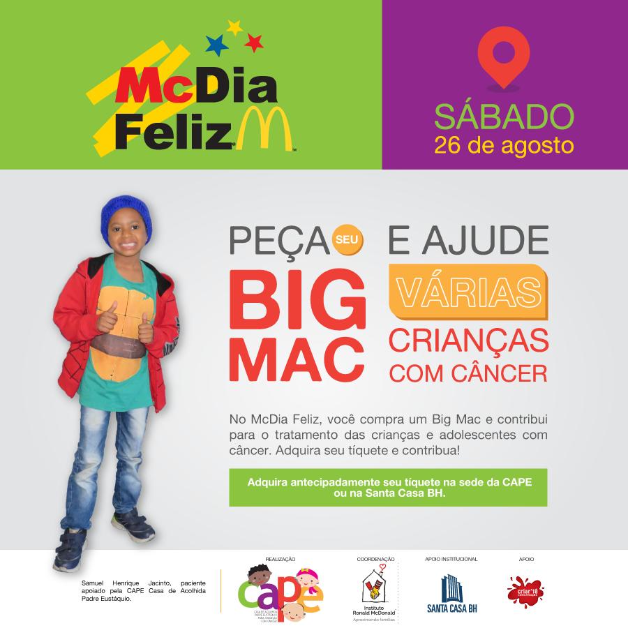 McDia Feliz - CAPE