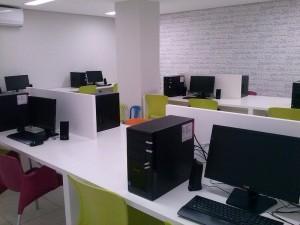 Sala de Esportes e Informática - CAPE