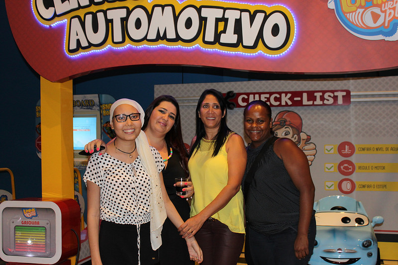 Visita ao Buffet Luminis Urban Play