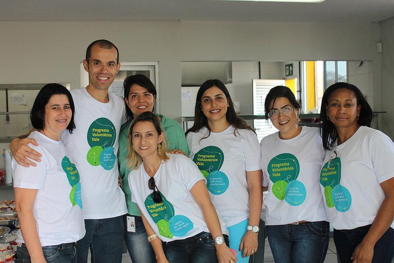 Voluntários VALE - CAPE
